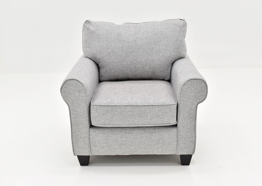 Front Facing View of the Vivian Chair by Behold Home | Home Furniture Plus Bedding
