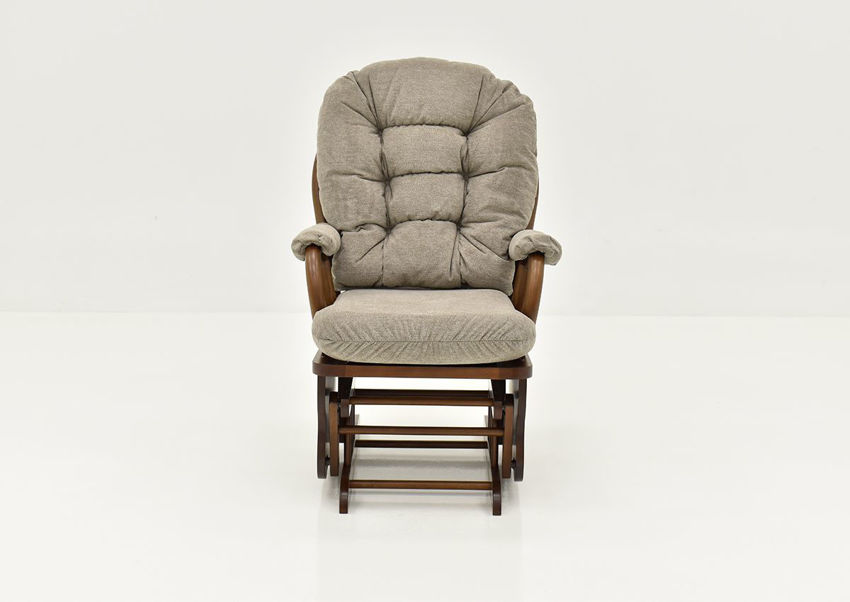 Front Facing View of the Bedazzle Glider Rocker by Best Chairs, Inc. Best Home Furnishings   Home Furniture Plus Bedding