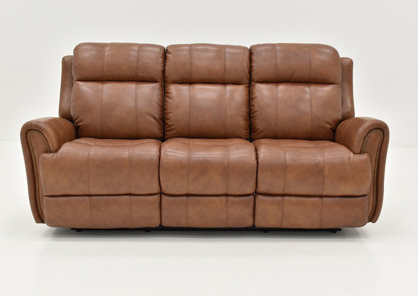 Picture of Marquee POWER Reclining Sofa - Umber Brown