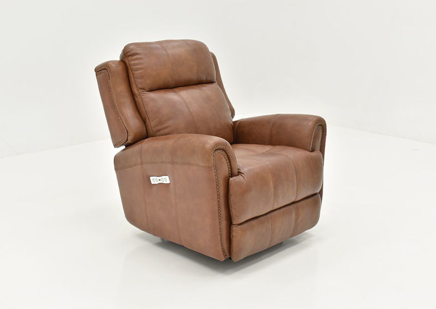 Picture of Marquee POWER Recliner - Umber Brown