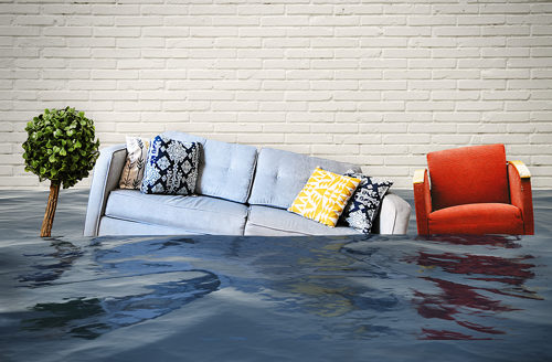 When to Replace Furniture After A Flood