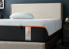 Slightly angled view of the Tempur-Pedic TEMPUR-LUXEAdapt FIRM - Twin XL | Home Furniture Mattress Center